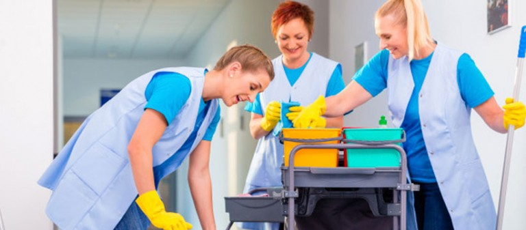 Factory & Warehouse Cleaning in Melbourne