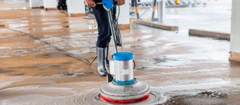 Industrial Cleaning in Melbourne